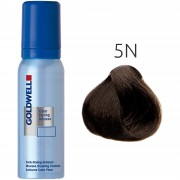 Goldwell - Colorance - Color Styling Mousse - 5N Lightbrown - 75 ml