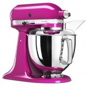 Mixer cu bol KitchenAid Artisan Elegance 2017, 4.8l, 300W (Raspberry Ice)