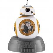 Star Wars Bluetooth BB-8 Light Up Speaker - уникален безжичен спийкър за устройства с Bluetooth