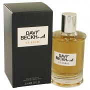 David Beckham Classic Eau De Toilette Spray 2 oz / 59.15 mL Men's Fragrance 535132
