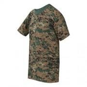 Tru-Spec Koszulka T-shirt Tru-Spec Short Sleeve T-Shirts P/C - digital woodland