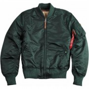 Alpha Industries MA-1 VF 59 Giacca Verde Blu 3XL