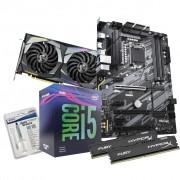 AMD Basic Upgrade Kit + MSI 1660 Ti GAMING X 6G