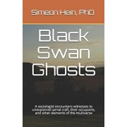 Black Swan Ghosts: A Sociologist Encounters Witnesses to Unexplained Aerial Craft, Their Occupants, and Other Elements of the Multiverse, Paperback/Simeon Hein Phd