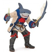 Papo Pirates and Corsairs Figure Shark Mutant Pirate