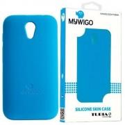 MyWiGo CO4192A Silicon blue bumper for MyWigo