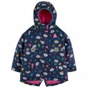 Frugi - Kid's Explorer Waterproof Coat - Veste imperméable taille 3-4 Years, bleu/noir