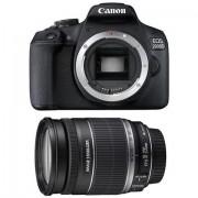 Canon EOS 2000D + EF-S 18-200mm F/3.5-5.6 IS + LP-E10 + SD 32GB - 2 Anni di Garanzia in Italia