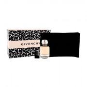 Givenchy L´Interdit confezione regalo eau de parfum 50 ml + rossetto Rouge Interdit Vinyl 16 Noir 1,3 g per donna