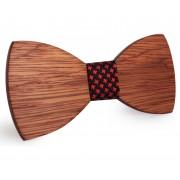 Dřevěný motýlek Gaira 709049