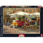 Educa Market Research Puzzle (1500 Piece), One Color