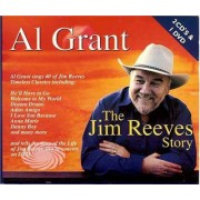 Video Delta Grant,Al - Jim Reeves Story - CD