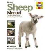 Sheep Manual by Liz Shankland & Kate Humble