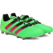 ADIDAS ACE 16.1 FG/AG Men Football Shoes For Men(Green)
