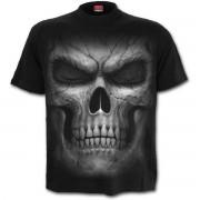 tričko unisex SPIRAL - SHADOW MASTER - Black - T023M121