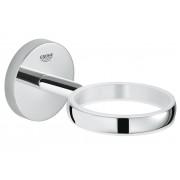 Suport pahar, savoniera dispenser ,Grohe BauCosmopolitan - 40585001