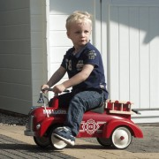 Retro Roller Speedster Sam Children's Push Car