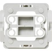 eQ-3 Adapter Berker B1 Weiß