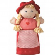 HABA Hand Puppet Little Red Riding Hood 27.5 cm 007284