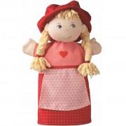 HABA Handdocka Little Red Riding Hood 27,5 cm 007284