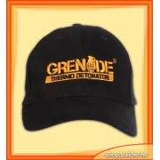 Grenade Logo Cap