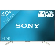 Sony KD-49XF8505 - 4K tv
