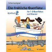Schott Music Die fröhliche Querflöte 2 Gefion Landgraf, Spielbuch