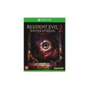 Game - Resident Evil Revelations 2 - Xbox One