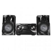Аудио система Panasonic SC-AKX200E-K, 2.0, 400W RMS, вграден тунер за AM/FM радио, Еквалайзер, Bluetooth