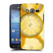 Husa Samsung Galaxy Core 4G LTE G386F Silicon Gel Tpu Model Lemons
