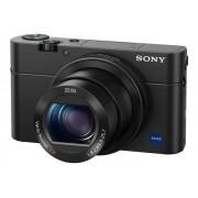 Sony Cyber-shot DSC-RX100 IV - Digitale camera - compact - 20.1 MP - 4K - 2.9x optische zoom - Carl Zeiss