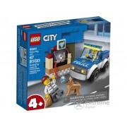 LEGO® City Police 60241 Unitate de politie pentru caini