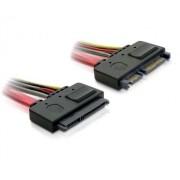 SATA adat/tap kabel hosszabbito 4World 08552