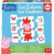 Educa Borras - 16225 - Réveil Éducatif - Les Couleurs - Peppa