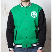bundomikina pánská Pennywise - Logo - Green/Black/White - BUCKANEER - 1635