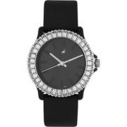 Fastrack Analog Black Round Women's Watch-9827PP02