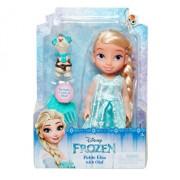 Papusa Frozen Elsa, 15 cm
