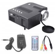 EW UC28Mini proyector LED portátil 1080P Multimedia Inicio Cine Teatro