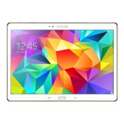 Samsung Tablet 10.5'' Samsung Galaxy Tab S Sm T800 16 Gb Octa Core 8 Mp Gps Wifi Bluetooth Refurbished Dazzling White