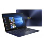 """ASUS ZenBook 3 Deluxe UX490UA-BE043T 2.70GHz i7-7500U 14"""" 1920 x 1080pixels Blue Notebook"""