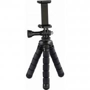Hama Mini tripod Flex Smartphone and GoPro black (14cm)
