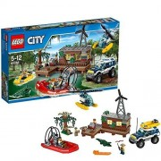Toy RARE Lego Lego City City Crooks' Hideout Police Helicopter & Dinghy 60068 Japan [Parallel import goods]