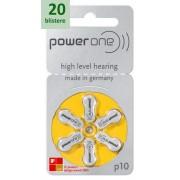 PowerOne p10 - 20 blistere