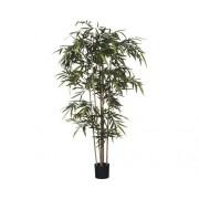 Planta artificiala, bambus, inaltime 180 cm, verde