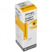 Croma-Pharma GmbH. Allergo-COMOD Augentropfen 10.0 ML