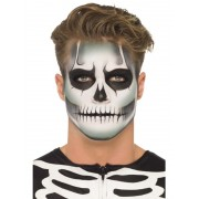 Kit machiaj Halloween schelet fosforescent
