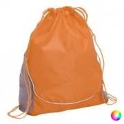 Ryggsäck med Snore Tvåfärgad 143325 - Färg: Röd