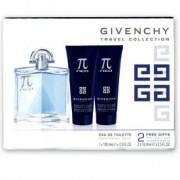 Givenchy Pi Neo balsam po goleniu 50ml + żel do kąpieli 50ml + woda toaletowa - 100ml DARMOWA WYSYŁKA DO WSZYSTKICH ZAMÓWIEŃ POWYŻEJ 500ZŁ !!!