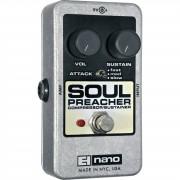 Electro Harmonix Nano Soul Preacher Pedal de efectos Compresor/Sustainer
