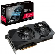 Asus AMD Dual Radeon RX 5700 EVO OC Edition 8GB GDDR6 256-bit Graphics Card